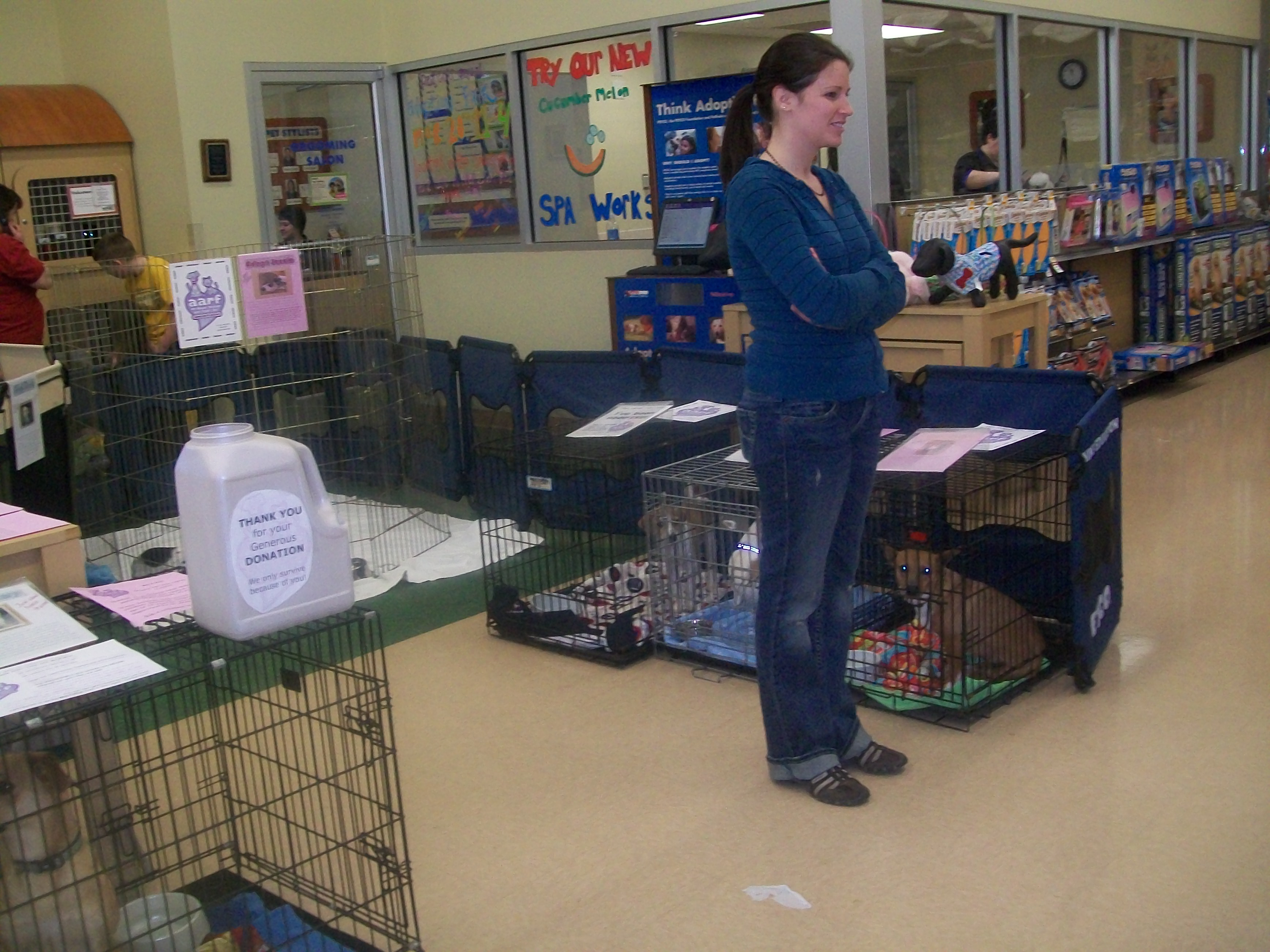 Events At Petco Murfreesboro A A R F All About Rescue