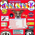 Woofstock 2016 Flyer
